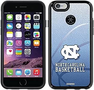Coveroo CandyShell iPhone 6 手机壳 - 零售包装 - 北卡罗来纳篮球