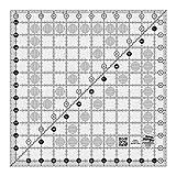 Creative Grids 12.5 英寸方形绗缝尺模板 [CGR12]