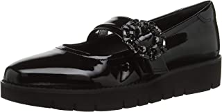 Geox 女士 D Blenda A 封闭芭蕾舞鞋 黑色(黑色 C9999) 38 EU