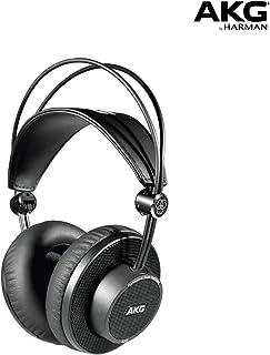 AKG K245 轻质覆耳式录音棚耳机 可折叠