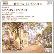 进口CD:歌剧《玛侬•莱斯科》全剧 Puccini:Manon Lescaut(2CD) 8.660019-20