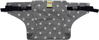 Eightex CARRY FREE 便携 椅带 01-069 [対象] 7ヶ月 ~ 36ヶ月 デニムブラックスター