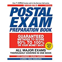 Norman Hall's Postal Exam Preparation Book: Everything You Need to Know... All Major Exams Thoroughly Covered in One Book (English Edition)
