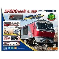TOMIX DF200 100形 N轨距铁路模型一套 90095 铁道模型 入门套装