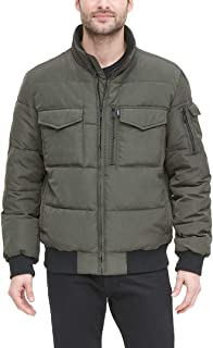 DKNY 男式夹棉夹克