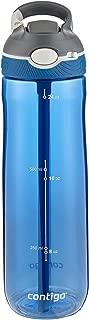 Contigo Autospout Ashland 康迪克 便捷吸管水瓶 24盎司(710毫升) 摩納哥藍