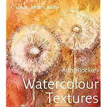Watercolour Textures (Collins Artist's Studio) (English Edition)