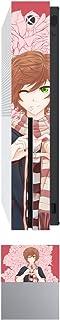 "Disagu SF-sdi-5165_1041-P 设计薄膜 适用于微软 Xbox One S 平躺SF-sdi-5165_1066  Motif ""Mangaboy Heart Roses"" Transparent"