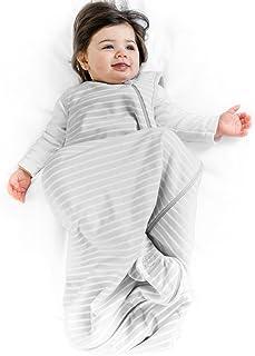 Woolino 美利奴羊毛四季基本款婴幼儿睡袋 Earth-大地色 6-18个月