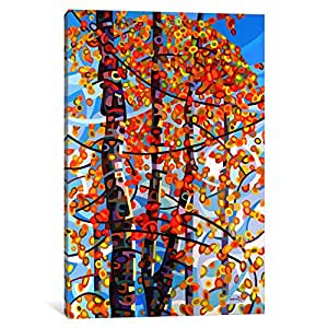 "iCanvasART Panoply Canvas Print by Mandy Budan, 40"" x 26""/0.75"" Deep"