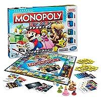 Hasbro 孩之宝 Monopoly 地产大亨 马里奥 C1815