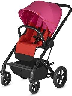 CYBEX Gold Kinderwagen Balios S, Ab Geburt bis 17 kg (ca. 4 Jahre), Fancy Pink