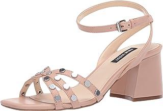 NINE WEST 女士 Wngale 高跟涼鞋