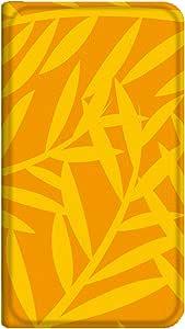 智能手机壳 手册式 对应全部机型 薄型印刷手册 cw-216top 套 手册 笹 超薄 轻量 UV印刷 壳WN-PR130000-M Disney Mobile on SoftBank DM014SH 图案 A