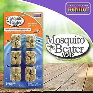 Bonide 灭蚊器水溶性袋 24-0.2 盎司 袋
