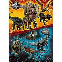 108片 拼图 迪斯盖·侏罗纪·世界·模纳索斯 (18.2x25.7cm)