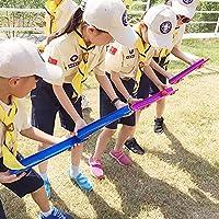 KINDEN 15 管道管道管道团队建设活动套件团体游戏,野外日游戏