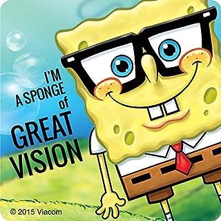 SpongeBob Squarepants Great Vision 贴纸 - *品和赠品 - SmileMakers 每包 75 张