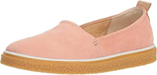 ECCO 女士 Crepetray 一脚蹬乐福鞋