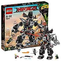 LEGO 乐高  拼插类 玩具  Ninjago 幻影忍者系列 暗黑霸王机甲 70613 8-14岁