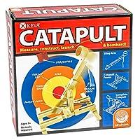 MindWare KEVA 对接物装置 Catapult 均码 棕褐色