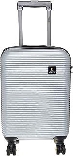 National Geographic 国立地理越野行李箱,54 厘米 银 54 cm