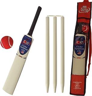 Cricket Equipment USA 出品的 CE 青年美国板球礼品套装 - 4 码