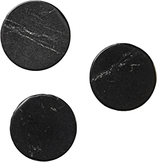 防 EMF *贴纸 适用于手机 Shungite 保护膜贴纸 电磁*阻挡器 - 去除 EMF 波浪 - 吸收 EMF * 1 sticker 黑色
