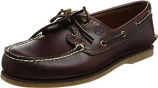 Timberland 男士经典两孔帆船鞋