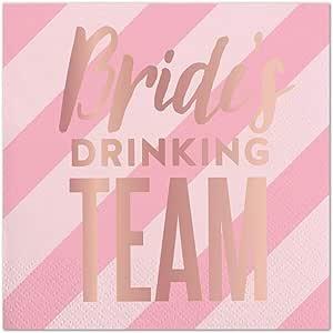 橄榄色场合礼物 Bride Drinking Team