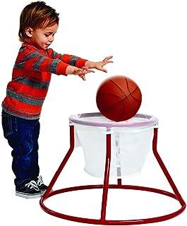 Excellerations 超大轮圈,易得分篮球框套装,适合幼儿和儿童玩具Slamdunk