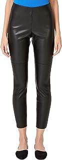 s.Oliver BLACK LABEL 女士7/8 皮裤
