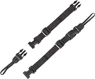 OP/TECH USA 系统连接器 Uni 适配器环1301012  常规 黑色