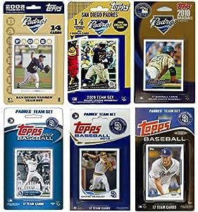 C&I 收藏版 MLB 圣地亚哥教士队*收藏卡队套装