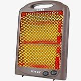 金可(JKCME) 大范围小太阳取暖器电暖气电暖风扇暖风机暖气片EW-800F