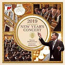 【中图】2019年维也纳新年音乐会2CD 蒂勒曼指挥 SONY