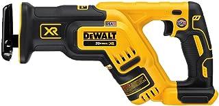 DEWALT DCS367B 20V Max XR 无刷紧凑往复锯 | 刀片套装 DCS367B(需配变压器)