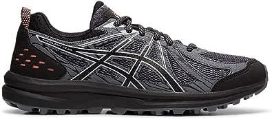 ASICS Frequent Trail 女士跑鞋 Black/Piedmont Grey 7