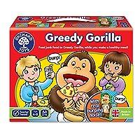 Orchard Toys 桌面游戏 贪婪的大猩猩(亚马逊进口直采,英国品牌)