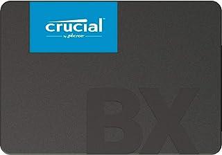 Crucial BX500 2TB 3D NAND SATA 2.5 英寸内置 SSD - CT2000BX500SSD1