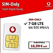 Vodafone 智能数字年轻 7 GB
