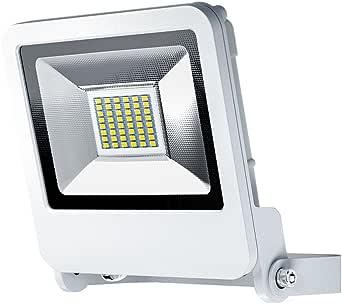 OSRAM 欧司朗 LED 泛光灯射灯 铝制 白色 30 Watt