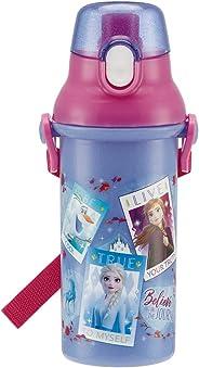 Skater 斯凯达 儿童用水杯 日本制造 冰雪奇缘 2 迪士尼 480 毫升 PSB5SAN
