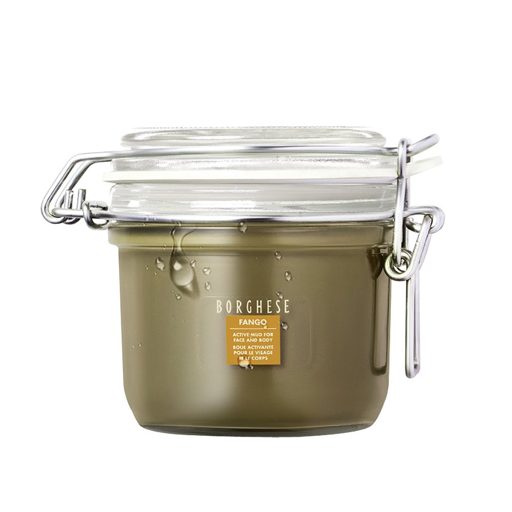 Borghese贝佳斯矿物营养泥浆膜(绿泥)