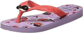 Havaianas 女童 Fantasy 夹趾拖鞋
