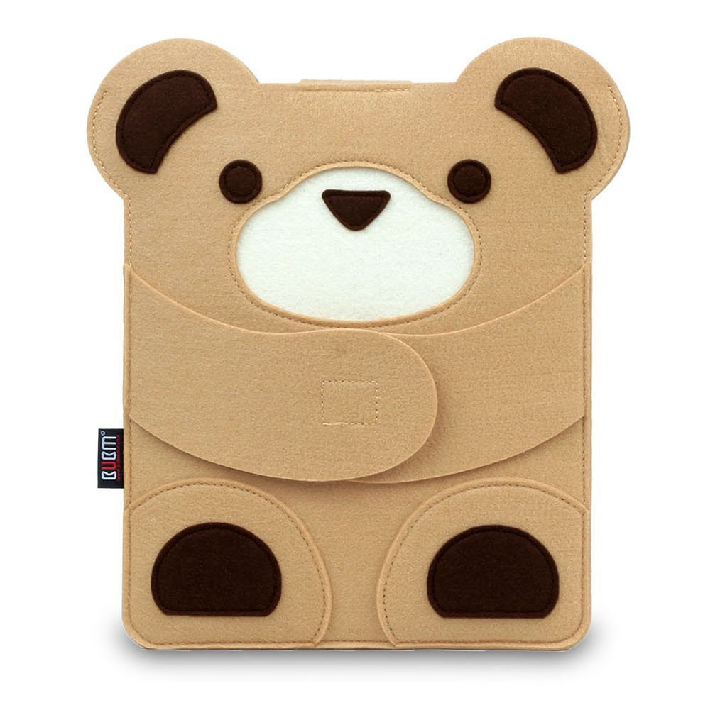 【bubm ipad air 平板保护套】泰迪熊 苹果ipad air 2