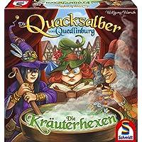 Schmidt Spiele 49358 Quedlinburg Quedlinburg Quacksalber *女巫 策略游戏 彩色