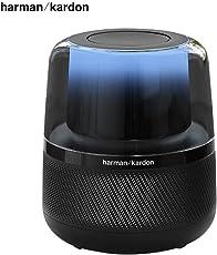 Harman Kardon 哈曼卡顿 ALLURE 音乐琥珀 人工 智能音箱 蓝牙音箱 低音炮 智能语音小音响 德邦/顺丰发货 默认开电子发票 可开16% 专票