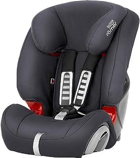 Britax Römer EVOLVA 1-2-3 SL SICT Group 1-2-3 (9-36kg) 汽车*座椅 灰色(Storm Grey)