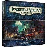 Asmodee - Horreur à Arkham:Le Jeu de Cartes,ffjcha01,No